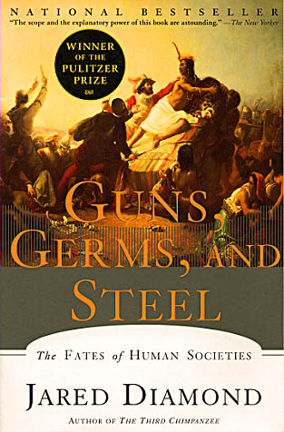 guns germs and steel the fates of human societies thesis